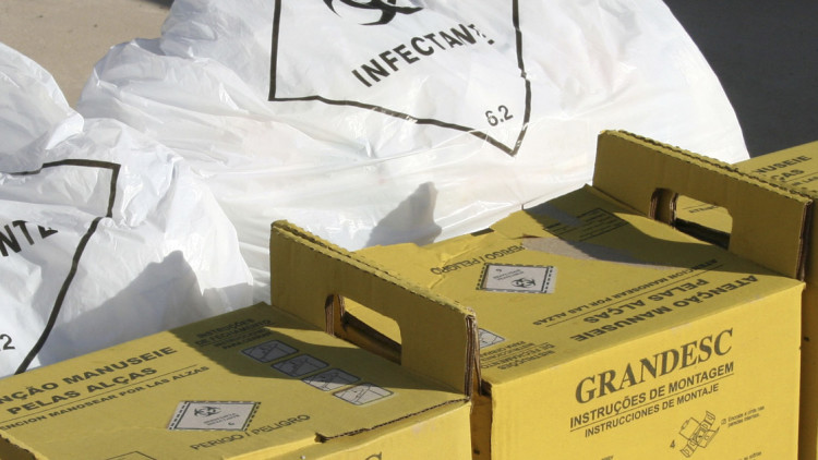 Capacitação em Gerenciamento de Resíduos de Serviços de Saúde – CGRSS
